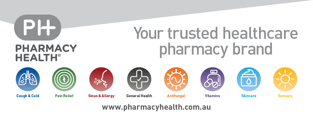Pharmacy Health Banner